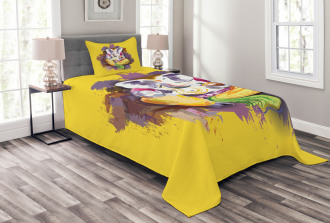 Elephant Lord Grunge Bedspread Set