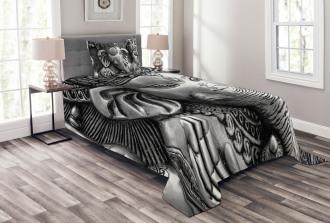 Elephant Boho Eastern Bedspread Set