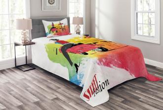 Tower Street Fashion Bedspread Set