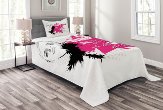 Inspirational Vogue Bedspread Set