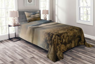 Reflections on Lake Bedspread Set