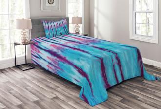 Retro 60's Style Hippie Bedspread Set