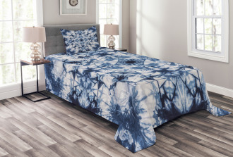 Old Fashion Art Bedspread Set