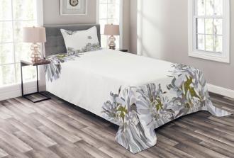 Chamomiles Springtime Bedspread Set