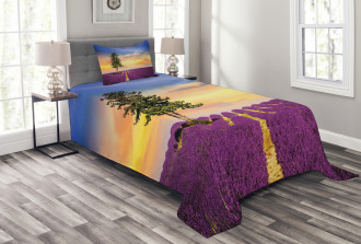French Countryside Bedspread Set