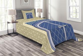 Persian Ottoman Culture Bedspread Set