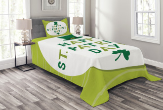 Retro Festive Bedspread Set