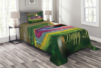 Festive Wish Bedspread Set