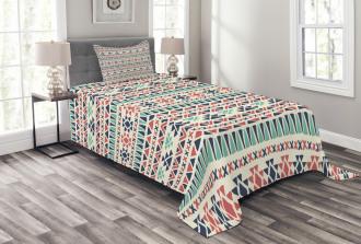 Native Ethnic Artwork Bedspread Set