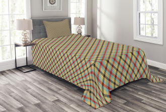Classical Stripes Bedspread Set