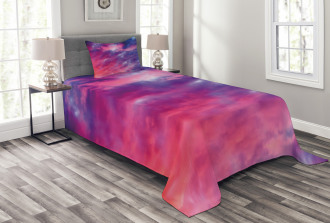 Magical Cloudy Sunset Bedspread Set