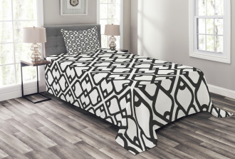 Middle Eastern Effect Bedspread Set