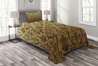 Ancient Times Classic Bedspread Set