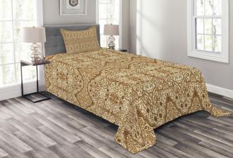 Middle Eastern Arabic Bedspread Set