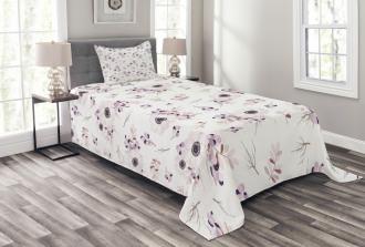Bridal Romantic Bedspread Set