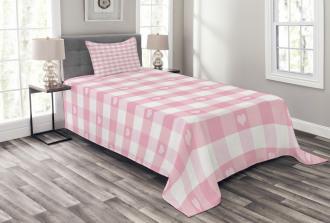 Romantic Cute Kids Bedspread Set