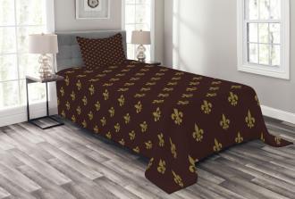 Royal Pattern Bedspread Set