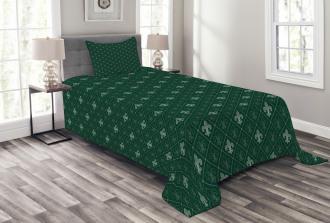 Ancient Baroque Bedspread Set
