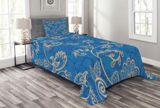 Romantic Gentle Springtime Bedspread Set