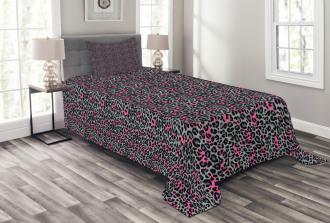 African Animal Bedspread Set