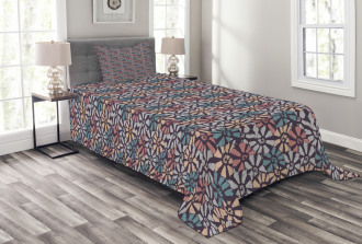 Conch and Kings Crown Bedspread Set