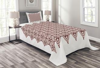 Javanese Vintage Batik Bedspread Set
