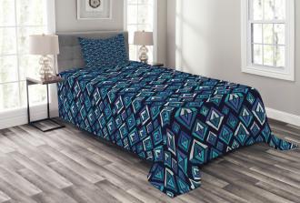 Tribal Ethnic Pattern Bedspread Set