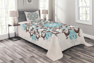 Mandala Antique Bedspread Set