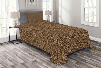 Baroque Style Bedspread Set