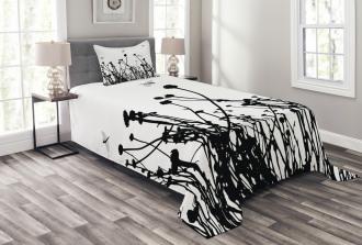 Meadow Flowers Bedspread Set