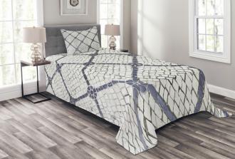 Lisbon City Floors Bedspread Set
