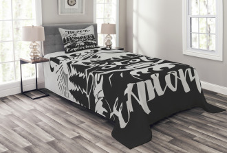 Road to the Mountains Bedspread Set