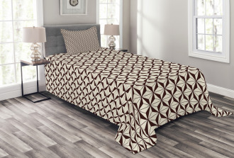 Abstract Modern Bedspread Set