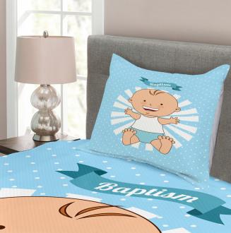 Religious Art Bedspread Set