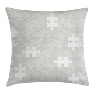 Puzzle Game Hobby Theme Pillow Cover