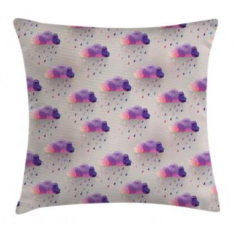 Geometric Mosaic Dots Pillow Cover