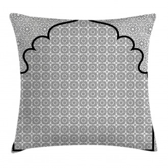 Turkish Ottoman Mosaic Pillow Cover