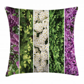 Blooming Bouquet Romance Pillow Cover