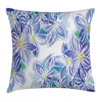 Spring Bouquet Pillow Cover