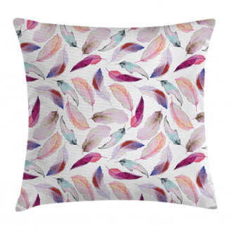 Wing Feathers Wing Art Pillow Cover