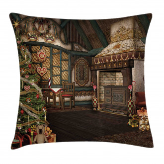 Winter Celebration Pillow Cover