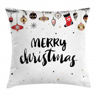 Modern Inspiring Quote Pillow Cover
