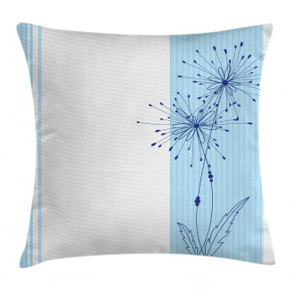 Vertical Long Lines Pillow Cover