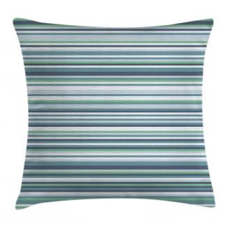 Abstract Narrow Band Pillow Cover