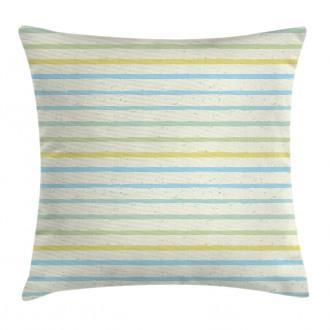 Grunge Pastel Pattern Pillow Cover