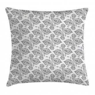 Inspired Flowers Pillow Cover