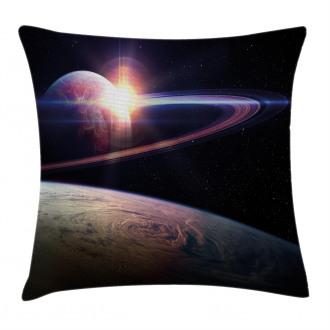 Massive Planets Cosmo Pillow Cover
