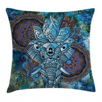 Third Eye Symbol Pillow Cover