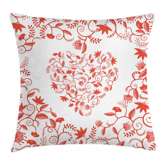 Paisley Design Pillow Cover