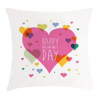 Quote Love Romance Pillow Cover